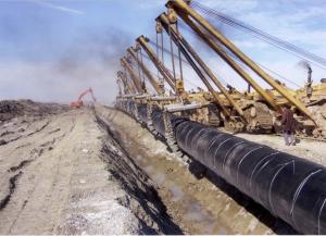 45- 56 Gas Pipeline IGAT VIII- 01