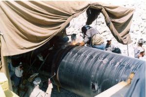 45- 56 Gas Pipeline IGAT VIII- 02