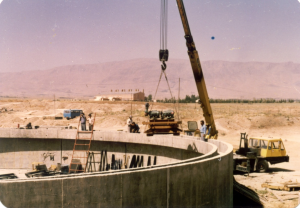 46- water treatment and sewage system Project in Isfahan- 02