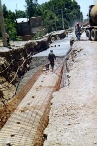 48- water supply pipeline from Taleghan to Robat Karim- 01