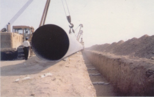 49- Ahvaz water supply pipeline-05